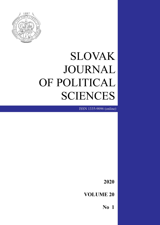 Slovak Journal of Political Sciences